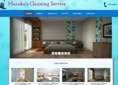 Maruka's Cleaning : By Sandip Subedi